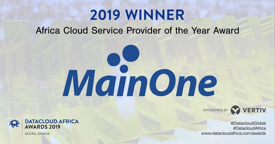 MainOne Wins at Datacloud Africa Leadership Awards 2019