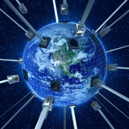 Affordable internet services