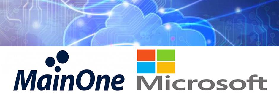 Mainone and Microsoft partnership