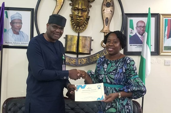MainOne pledges to support University of Benin's ICT Program