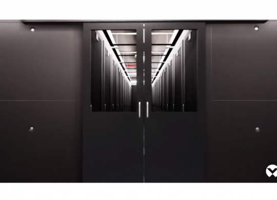 Inside the MainOne Cote D'Ivoire Data Centre and CLS
