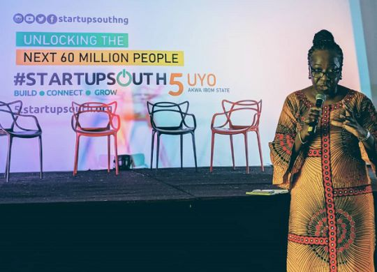 Funke Opeke joins experts at Startup South to discuss broadband development in the South-South