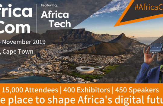 AfricaCom is the biggest, best and most influential tech and telecoms event on the continent, and the only place to meet innovators driving Africa's digital transformation.