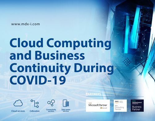 Cloud Computing & Business Continuity amidst the Covid-19 Pandemic