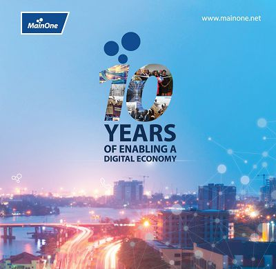 MainOne Newsletter - Anniversary Edition: 10 Years of Enabling a Digital Economy