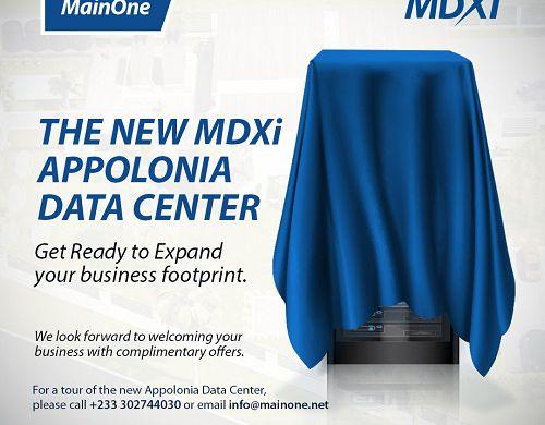 MDXi Appolonia Data Center Prelaunch banner