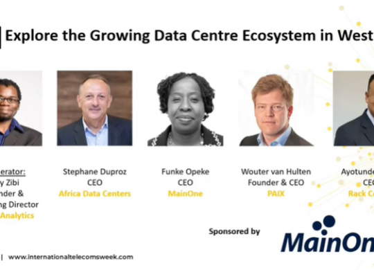 ITW 2021 MainOne Africa Session Panelists