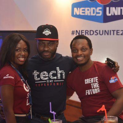 Nerds Unite 2018