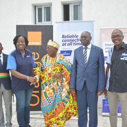 MainOne fait atterrir son câble sous-marin en Côte d'Ivoire