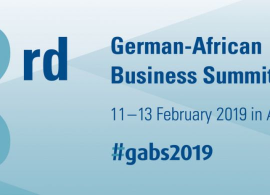 German African Business Summit (GABS)_2019