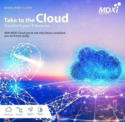 Transform your business with MDXi Cloud