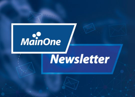 MainOne Newsletter