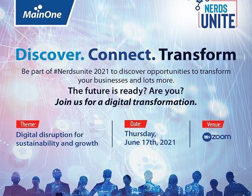 Nerds Unite 2021 by MainOne